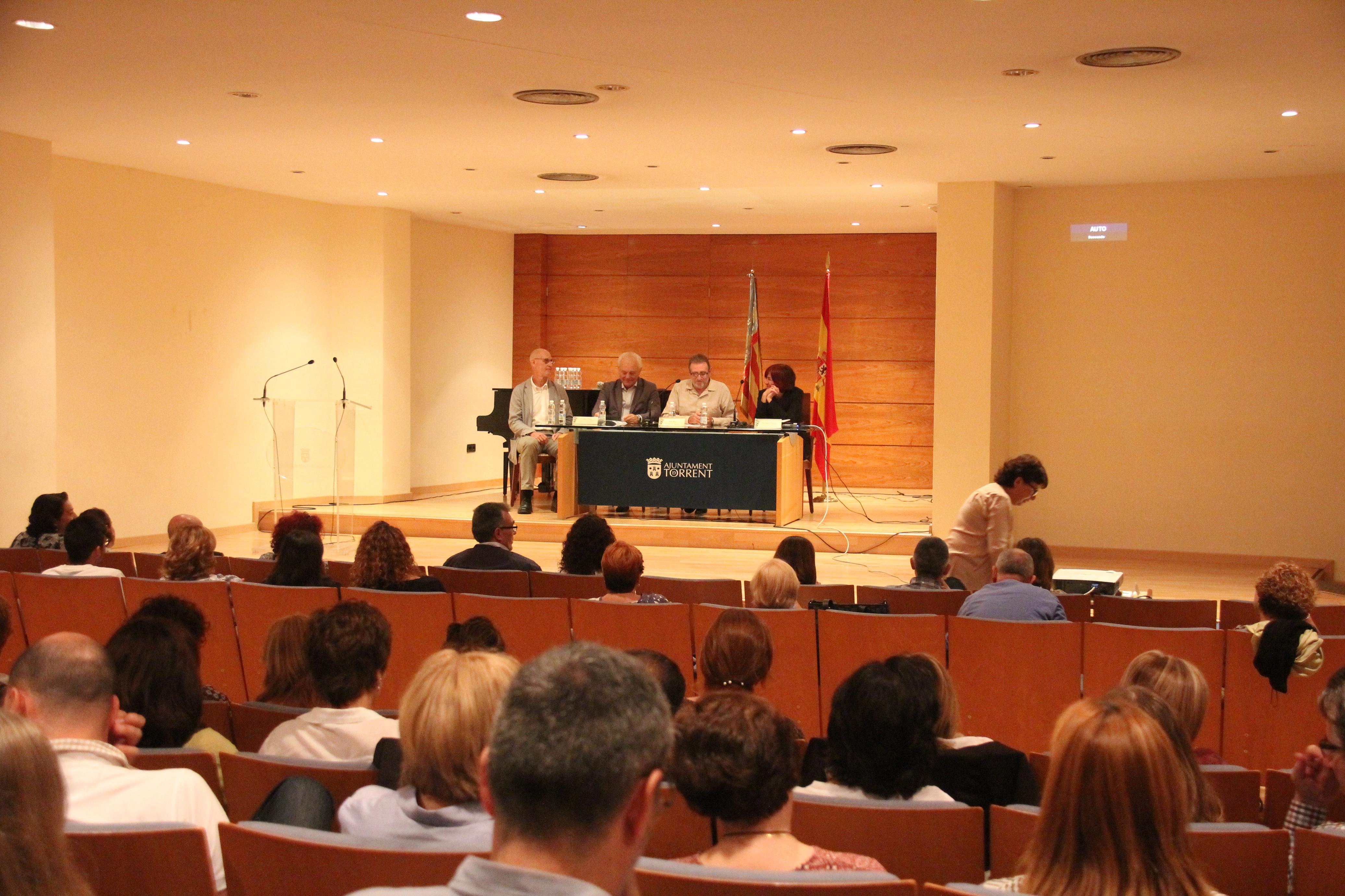 Jornada en Torrent sobre la promoción de la salud en el ámbito municipal