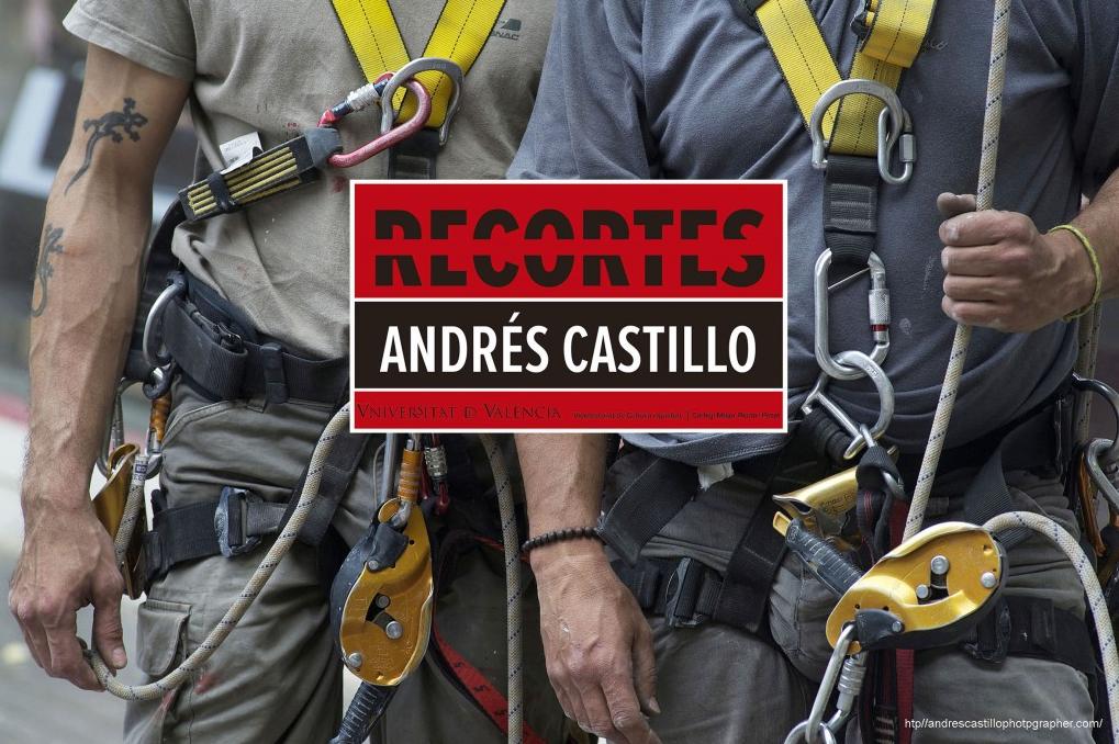 Recortes: Muestra fotográfica de Andrés Castillo en Torrent