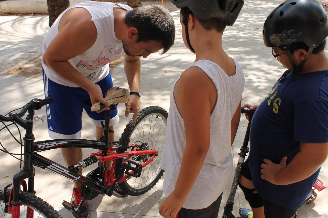Alfafar crea un registro municipal de bicicletas para facilitar su identificación