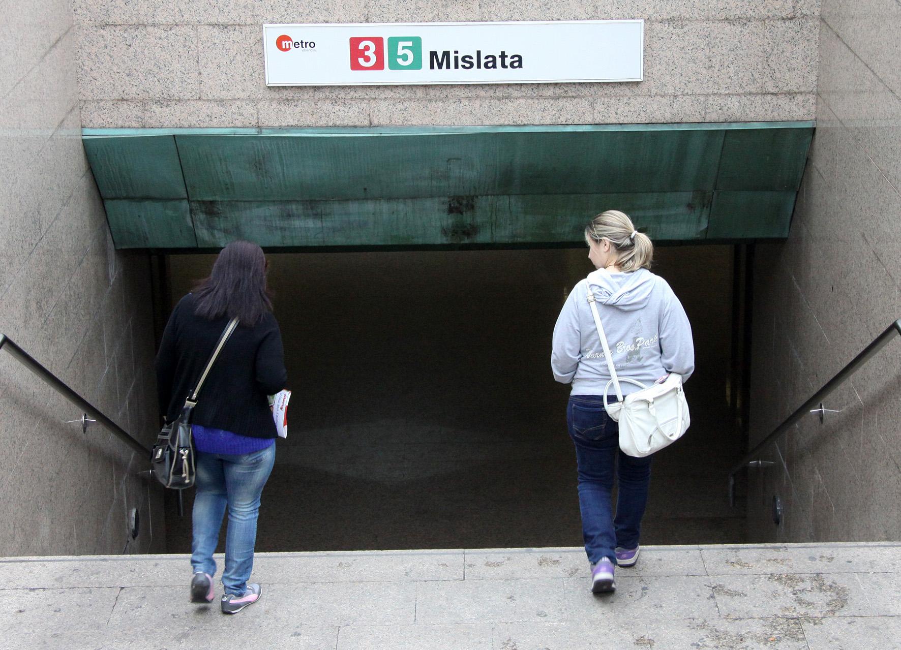 Mislata incluye a los estudiantes de FP de grado medio en los bonos de transporte