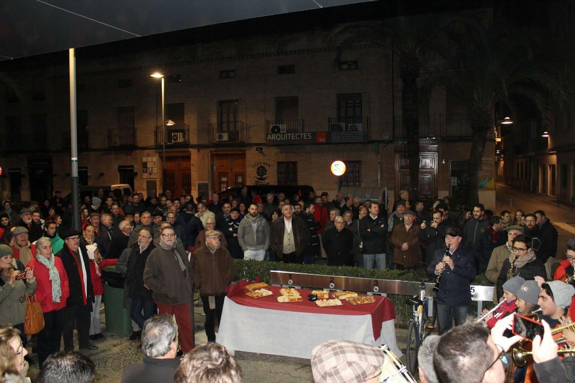 Más de 500 personas participan en la tradicional Aurora de Torrent