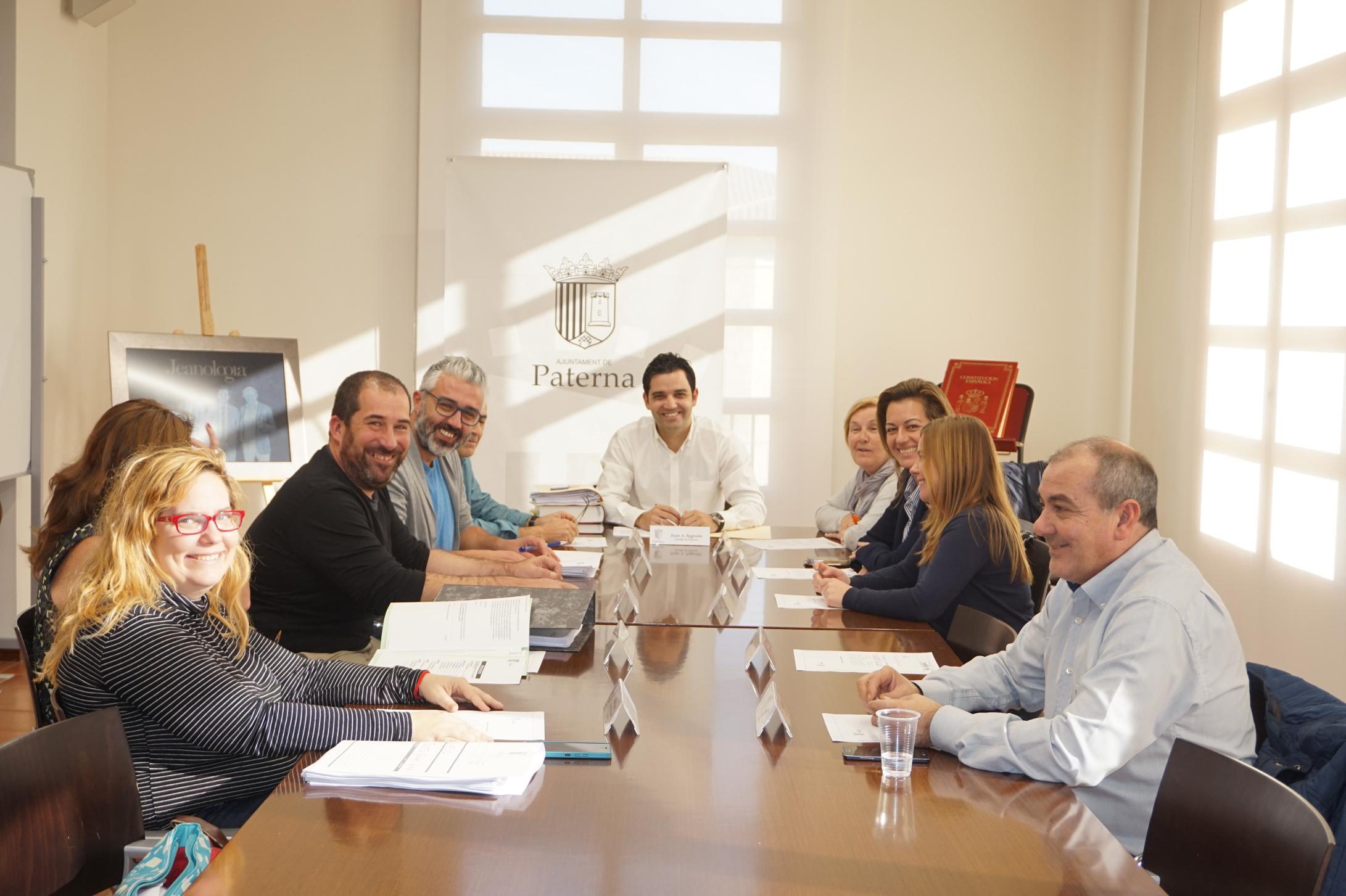 El presupuesto municipal de Paterna para 2017 asciende a 60 millones