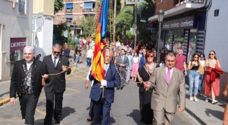 El 9 d'Octubre se vive con intensidad en los municipios de l'Horta