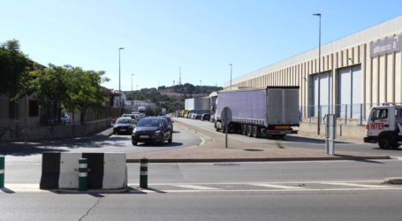 Una rotonda conectará Mas del Jutge con el Pont Blau de Torrent