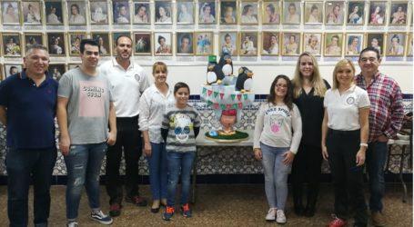 Ninot donado por una falla de Xirivella viaja a la Antártida con el Ejército