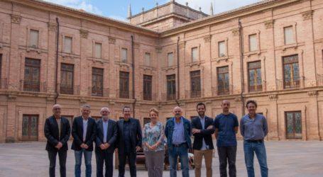 El Monasterio de El Puig acoge el Foro Comarcal El Meridiano sobre turismo