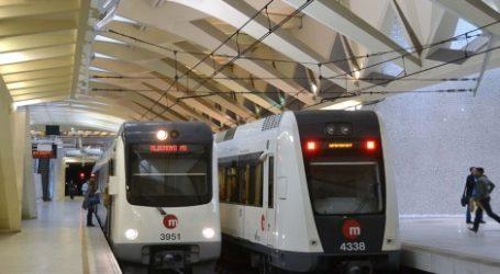La Generalitat reorganiza el servicio de Metrovalencia y del TRAM