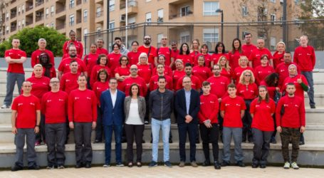 225 vecinos de Mislata recibieron en el 2019 formación remunerada