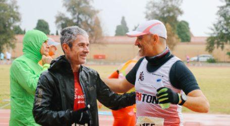 300 corredores desafían a la lluvia y participan en la Mitja Marató Ciutat de Torrent