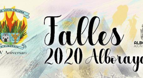Les Falles 2020 arranquen a Alboraia amb celebracions, inclusió social i iniciatives sostenibles