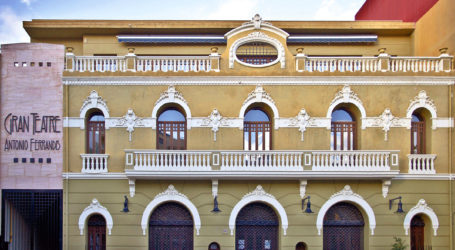 Paterna celebra el 20 Aniversario del Gran Teatro Antonio Ferrandis con sorteo y regalos para los vecinos