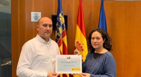 El Ministerio de Transición Ecológica reconoce a Massamagrell su labor en materia de movilidad sostenible
