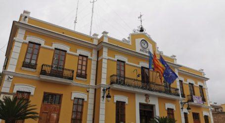 Burjassot pospone la cuota de abril correspondiente al pago fraccionado de impuestos del PVE