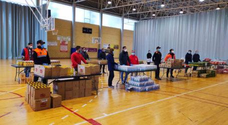 Mislata en colaboración con Cruz Roja repartirán cerca de 40 toneladas de alimentos durante las próximas semanas