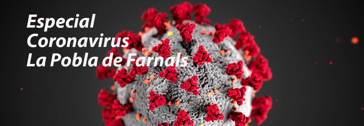 Especial Coranavirus La Pobla de Farnals