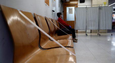 Evolución de los departamentos de salud de la comarca de l'Horta