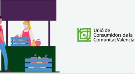 Encuesta de la Unión de Consumidores para saber cómo se han modificado hábitos de consumo desde el COVID-19