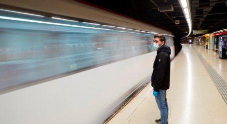 Metrovalencia experimenta un aumento de viajeros y viajeras del 36% respecto a la semana pasada