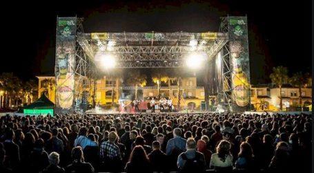 Los festivales de música en stand by