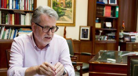 El alcalde de Albal, Ramón Marí, da positivo en COVID-19