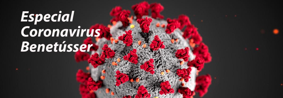 Especial Coranavirus en Benetusser