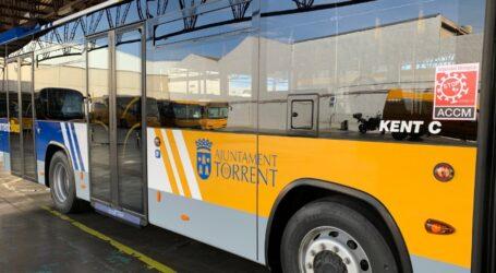 Torrent, primer municipio de España que cuenta con el Certificado de Seguridad Biológica COVID-19 para su transporte