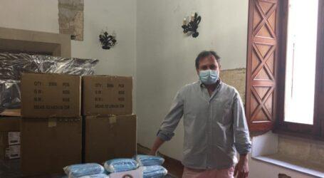 Albalat dels Sorells repartirà casa per casa 12.000 mascaretes