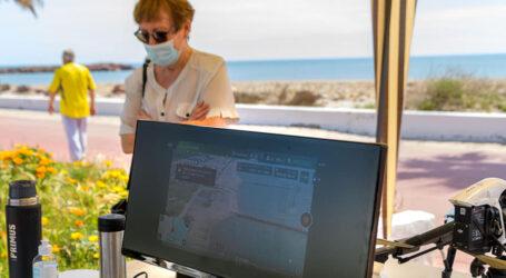 El Ayuntamiento de El Puig intensificará la limpieza en las urbanizaciones de la playa