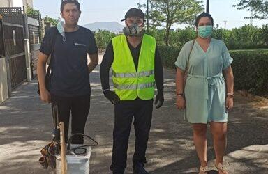 Museros refuerza tratamientos contra las plagas de ratas, cucarachas y mosquitos tigre