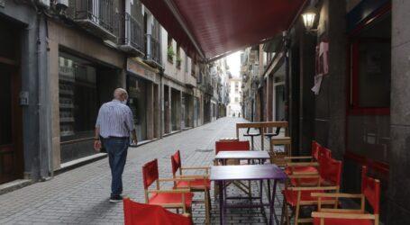 Un informe vaticina el cierre en enero de más de 10.000 restaurantes y bares en la Comunitat Valenciana