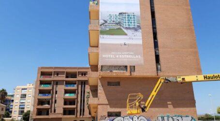 Un juez paraliza las obras del nuevo apartahotel y la Generalitat se posiciona al lado del Ayuntamiento de La Pobla de Farnals