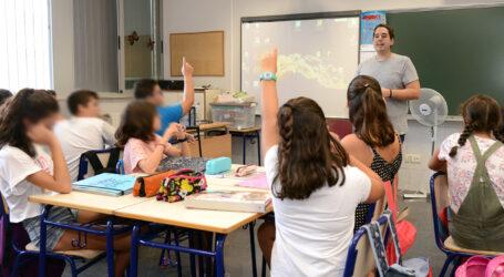 Educació contracta cinc monitors i monitores per  a reforçar la plantilla als centres educatius de Paiporta