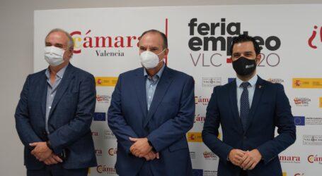 Paterna acoge la Feria Empleo 2020 para fomentar la ocupación de las personas desempleadas