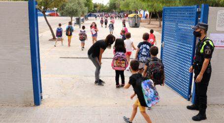 El protocolo Covid en los centros escolares de la Comunitat Valenciana