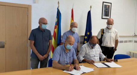 Manises firma el conveni anual amb l'Associació Valenciana de Ceràmica i dóna una subvenció de 18.500 €