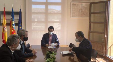 El Ayuntamiento y REDIT colaboran para fomentar la innovación y consolidar a Paterna como una ciudad industrial inteligente