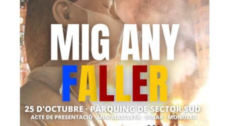 Foios celebra el Mig Any Faller