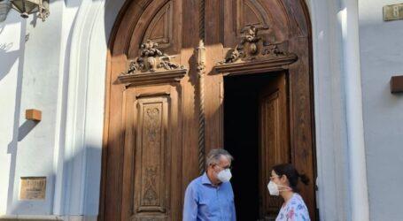 Albal cede el antiguo Ayuntamiento al Centro de Salud para la vacunación de la gripe