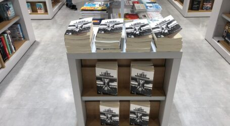 "Entrevista a Fran Guaita, autor de la biografía novelada ""Libre"""