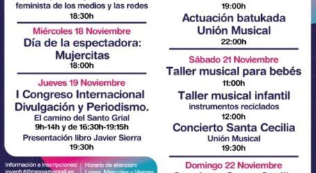 Del 16 al 22 de noviembre, Massamagrell celebra su semana cultural