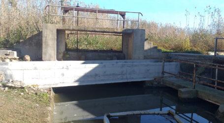 Puçol millora les infraestructures hidràuliques de la Marjal dels Moros per a mantindre les espècies protegides