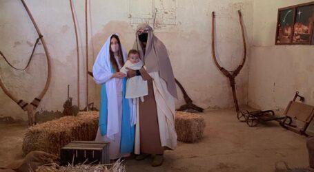 Paterna da inicio a la Navidad más segura con el Belén Viviente y la recogida de alimentos