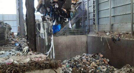 La producció de residus a l'àrea metropolitana de València creix al novembre després de huit mesos de caigudes