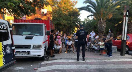 La Policía Local de Paterna comienza esta misma tarde un operativo especial para Nochevieja