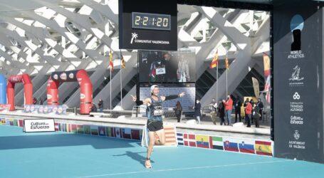 El Puig, el escenario de entrenamiento de DavidAparicio, elmejor valencianodel maratón 2020