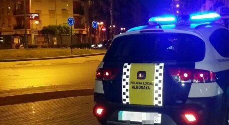 Los municipios que limitan con Valencia se blindan los fines de semana
