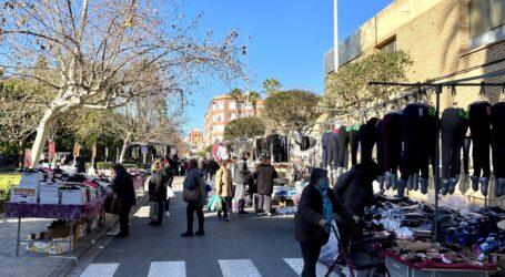 Compromís celebra que el mercat ambulant torne a Montcada
