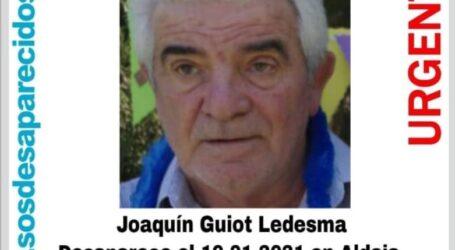 Encuentran sin vida el cuerpo de Joaquín, el vecino con Alzhéimer desaparecido hace semanas
