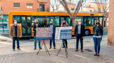 Nuevas líneas de MetroBus entre Xirivella y València, Alaquàs y València y Aldaia-Manises