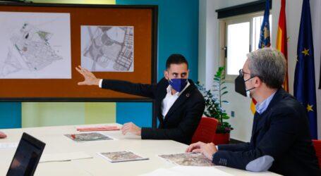 Mislata se reúne con la Generalitat para reclamar un acceso norte a la ciudad